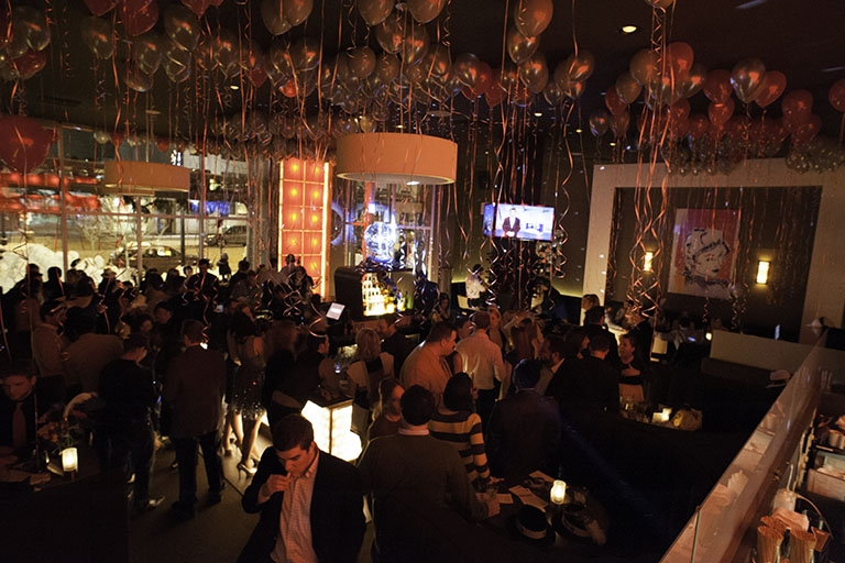 New Year's Eve at DLUX