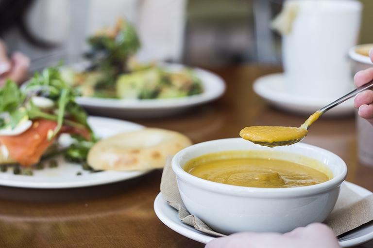 Aldo's Cafe Soup