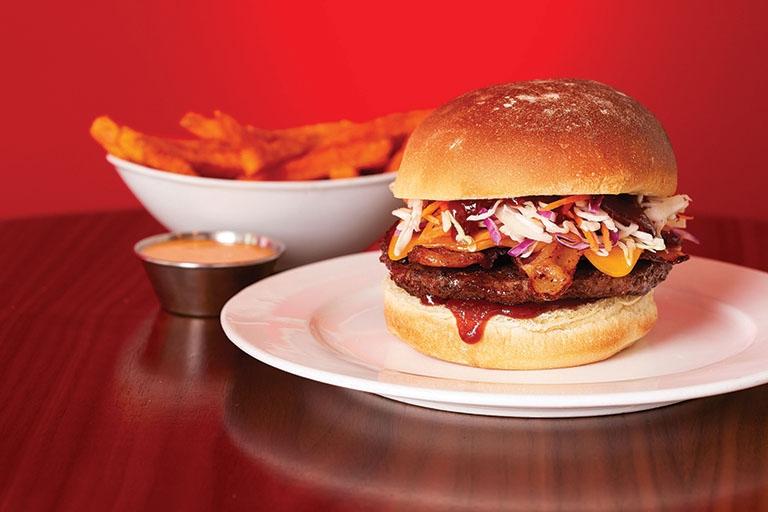 DLUX Burger