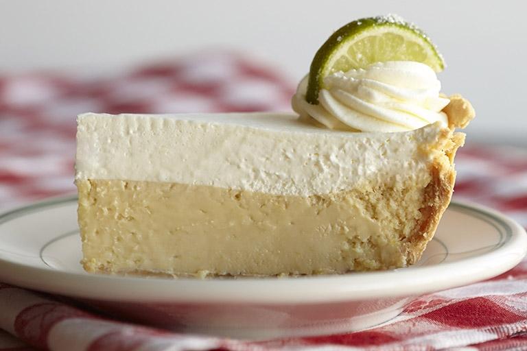 Hubbard Avenue Diner Key lime Pie