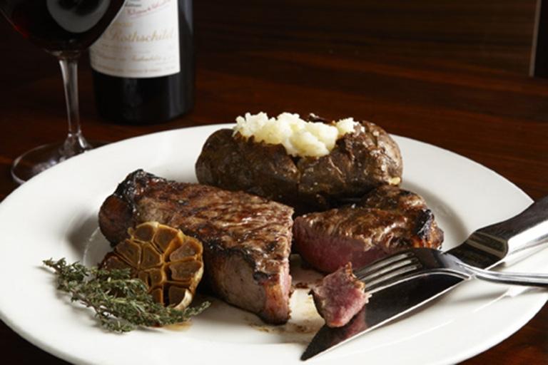 Johnny Delmonico's Steakhouse StripSteak