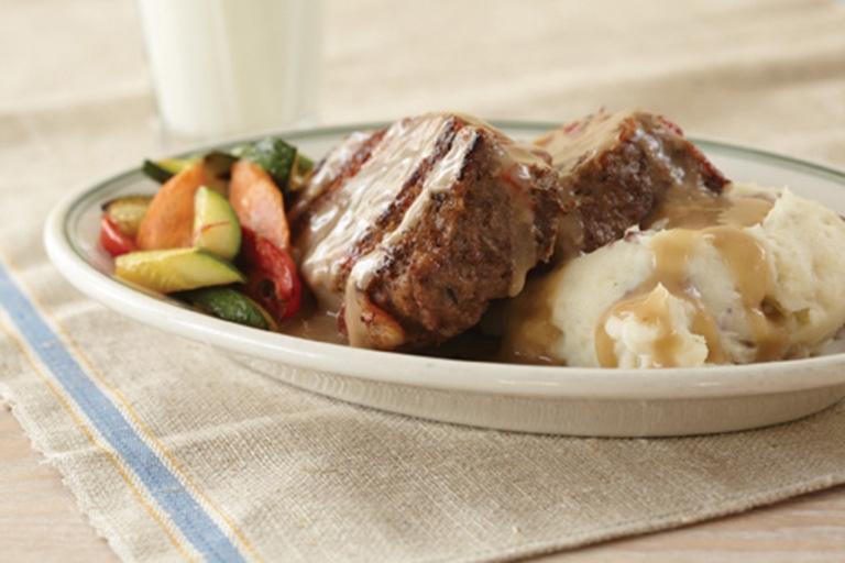 Market Street Diner Meatloaf